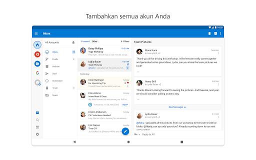 Microsoft Outlook screenshot 11