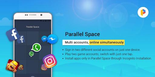 Parallel Space Lite-Dual App screenshot 5