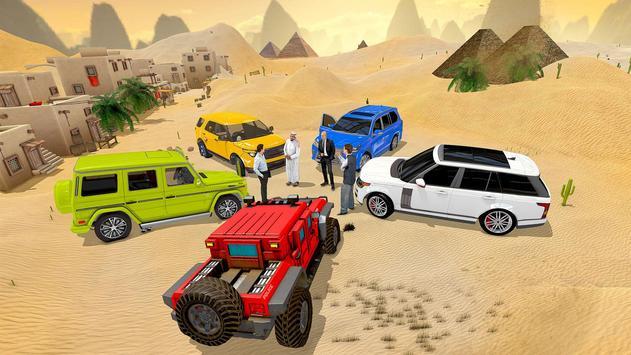 Luxury LX Prado Desert Driving screenshot 10