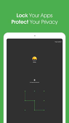 AppLocker  Lock Apps - Fingerprint, PIN, Pattern screenshot 8