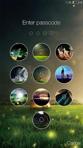 ล็อคหน้าจอหิ่งห้อย screenshot 3