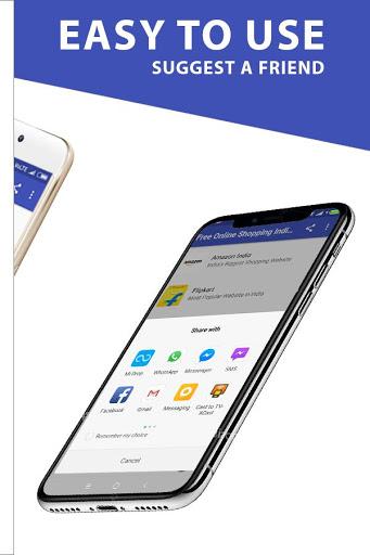 Free Online Shopping India App скриншот 3