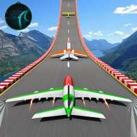 Plane Stunt Racing: Plane Game on 9Apps