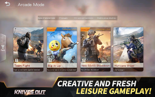 Knives Out-No rules, just fight! screenshot 7