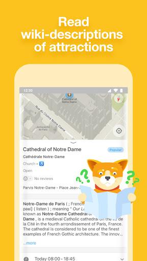 MAPS.ME – Offline maps, travel guides & navigation screenshot 7