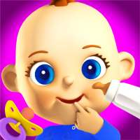 يتحدث ألعاب الطفل مع Babsy on 9Apps