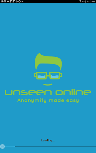 FREE VPN - Unseen Online screenshot 8