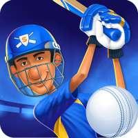 Stick Cricket Super League on 9Apps