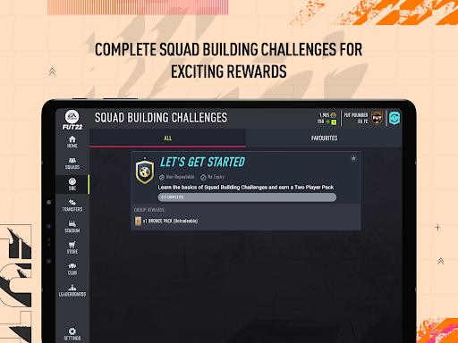 EA SPORTS™ FIFA 22 Companion screenshot 9