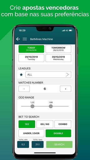 BetMines Dicas e Previsões de Apostas em Futebol screenshot 7