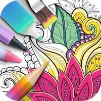 Garden Coloring Book on APKTom
