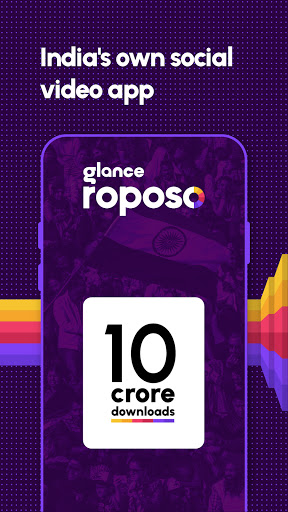 Roposo: Indian Short Video App. Viral Funny Videos screenshot 3