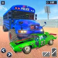 Police Bus Demolition Derby on APKTom