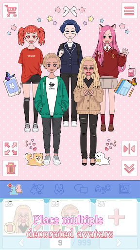 Lily Diary : Dress Up Game screenshot 3