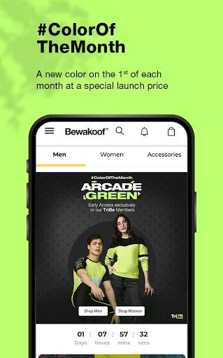 Bewakoof - Online Shopping App for Men & Women screenshot 6