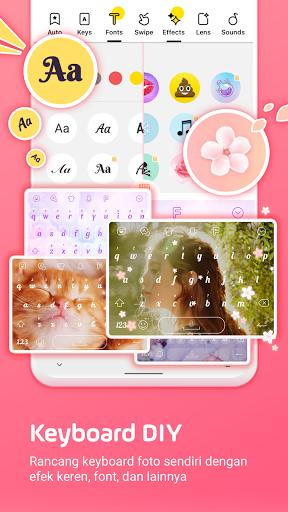 Facemoji Emoji Keyboard:Emoji screenshot 1