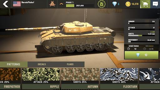 War Machines: Tank Army Game screenshot 4