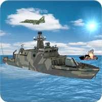 Sea Battle 3D Pro: Warships on 9Apps