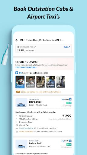 MakeMyTrip Travel Booking: Flights, Hotels, Trains screenshot 6