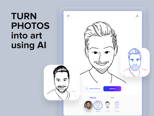 SketchAR Create Art and get NFT instantly screenshot 18