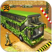 Army Bus Driving Fun - Military Coach Transporter on 9Apps