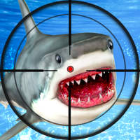 Whale Shark Attack FPS Sniper - Shark Hunting Game on 9Apps