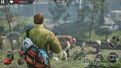 Left to Survive: Survival. Last State of the Dead screenshot 1