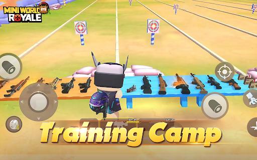Mini World Royale screenshot 10