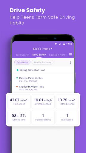 Aplikasi Pengawalan Ibu Bapa – FamiSafe screenshot 8