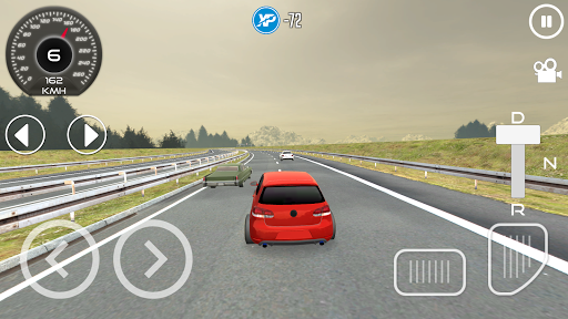 Driving School 3D Simulator screenshot 7