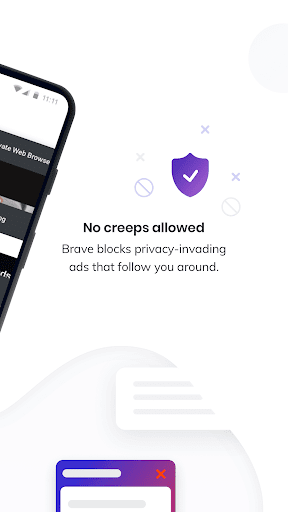 Brave Browser: szybka, bezpieczna, prywatna screenshot 4