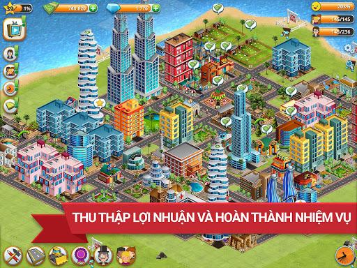 Trò chơi Thành phố Làng Đảo Village Simulation screenshot 14