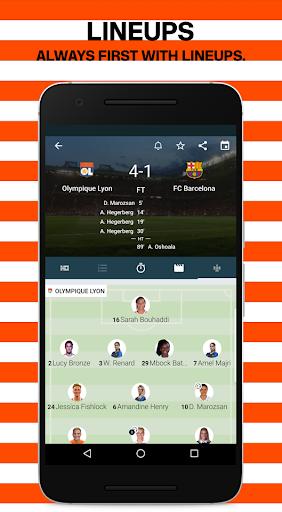 Forza Football - Live soccer scores screenshot 3