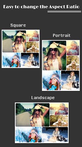 콜라주 메이커 - PhotoFancie screenshot 5