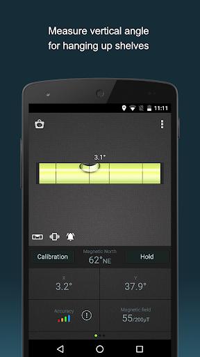 Compass Level & GPS screenshot 2