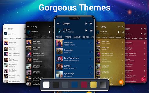 Reproductor de música -  MP3 y ecualizador de 10 screenshot 12