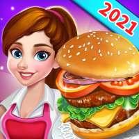 Rising Super Chef - Jogo de Cozinha on 9Apps