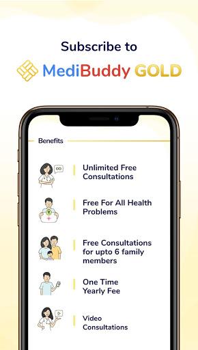 MediBuddy -Consult Doctor Online, Book Blood Test screenshot 6