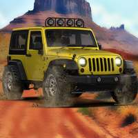 Offroad Racing Simulator 4x4 on 9Apps