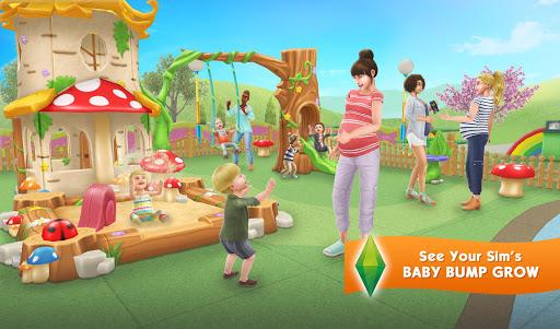 The Sims FreePlay screenshot 2