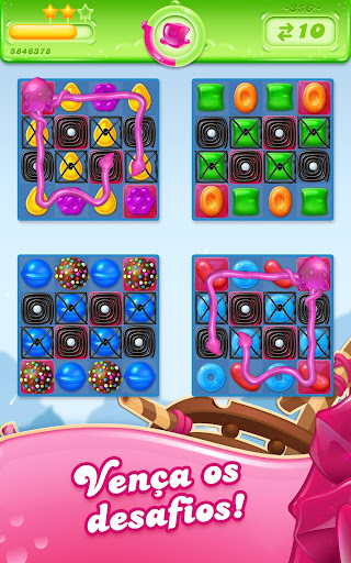 Candy Crush Jelly Saga screenshot 21