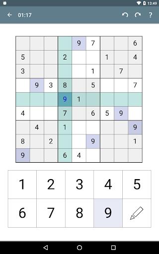 Sudoku screenshot 10
