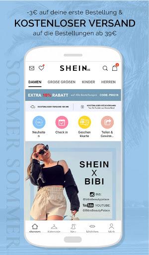 SHEIN-Shopping und Fashion screenshot 5