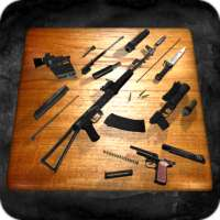 Weapon stripping on 9Apps