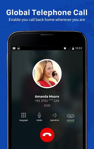 Call Free - Call to phone Numbers worldwide screenshot 3