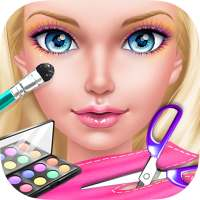 Fashion Doll: Shopping Day SPA ❤ Dress-Up Games on 9Apps