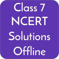 Class 7 NCERT Solutions Offline on 9Apps
