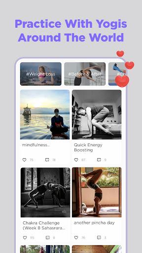 Daily Yoga   Fitness Yoga Plan&Meditation App screenshot 8