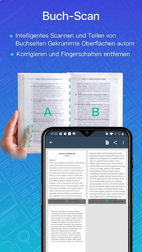 CamScanner-Kostenloser PDF- und Dokumentenscanner screenshot 5