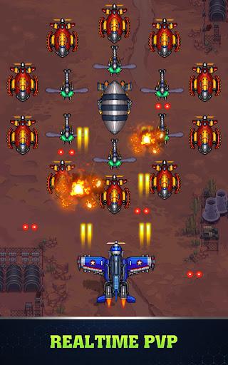 1945 Air Force: Airplane games screenshot 21